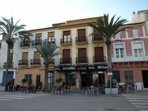 Hotel Restaurant La Parrilla