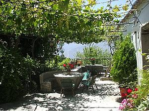 A Spanish Porch Area