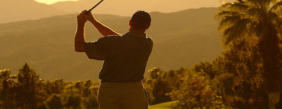 Enjoy Golf at one of the many Golf Courses in the area