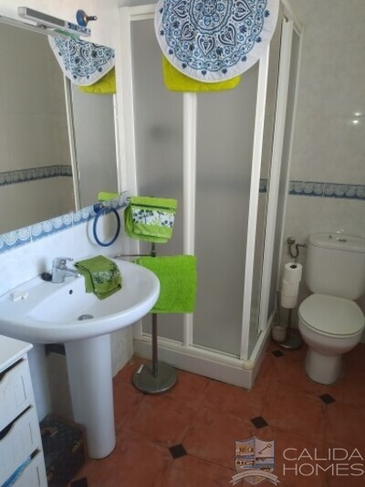 cla 7565 villa Tropical : Resale Villa in Arboleas, Almería