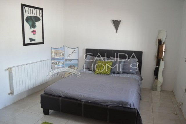 6640: Detached Character House for Sale in Arboleas, Almería