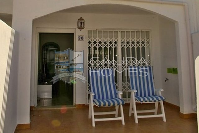 6697: Duplex for Sale in Palomares, Almería