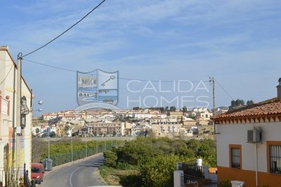 cla6704: Dorp of Stadshuis in Arboleas, Almería