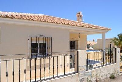 7534 ballerina: Resale Villa in Arboleas, Almería