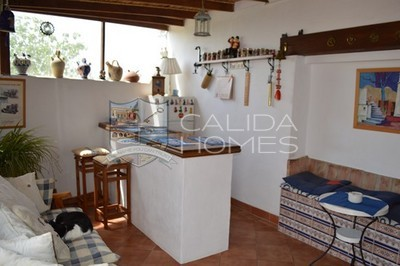 cla 6524: Terraced Country House in Zurgena, Almería