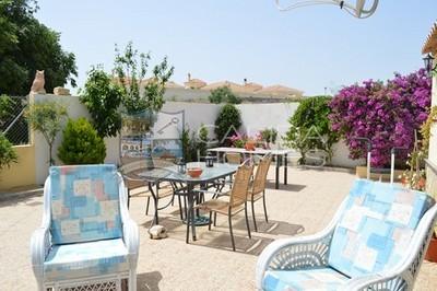 cla 6546: Detached Character House in Zurgena, Almería