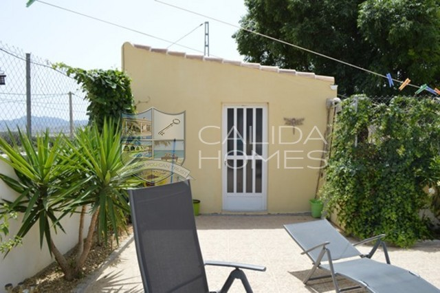 cla 6546: Detached Character House for Sale in Zurgena, Almería