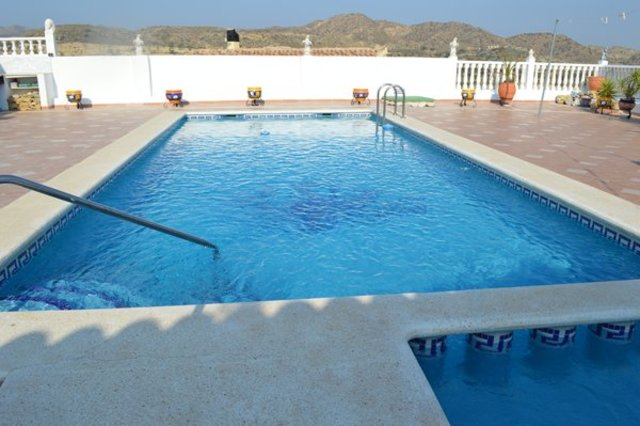 Cla 6760: Resale Villa for Sale in Arboleas, Almería