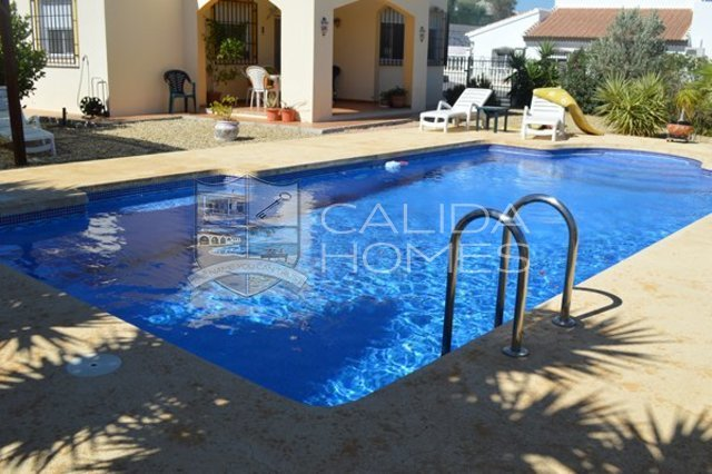 Cla 6787: Resale Villa for Sale in Arboleas, Almería
