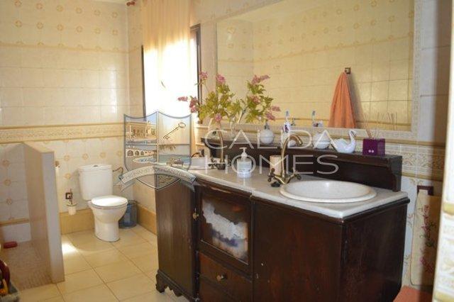 cla 6786: Semi-Detached Property for Sale in Arboleas, Almería