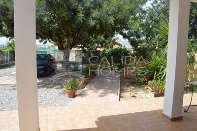 cla 6786: Semi-Detached Property in Arboleas, Almería