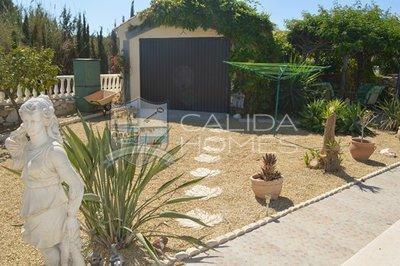 Cla 6838: Resale Villa in Arboleas, Almería