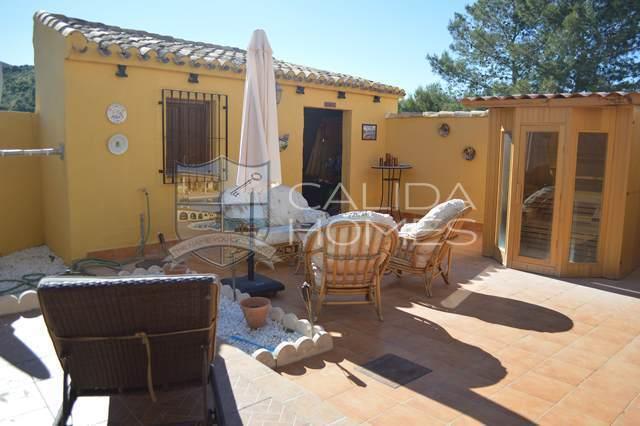cla 6944: Village or Town House for Sale in Cantoria, Almería