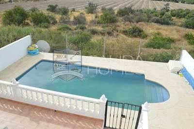 cla 7010: Resale Villa in Almanzora, Almería