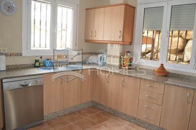 cla 7015: Resale Villa in Arboleas, Almería