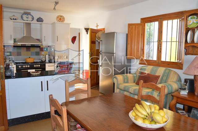 cla 7064: Resale Villa for Sale in Arboleas, Almería