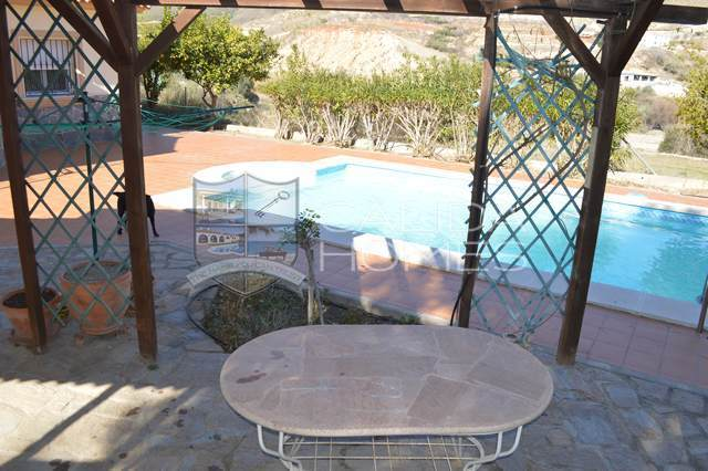 cla 7094: Resale Villa for Sale in Arboleas, Almería