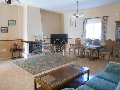 cla 7115: Resale Villa in Zurgena, Almería