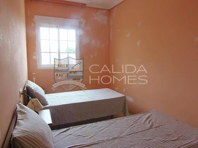 cla 7125: Duplex in Palomares, Almería