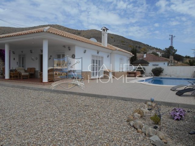 cla 7143: Resale Villa for Sale in Arboleas, Almería