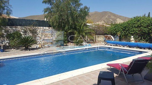 cla 7152: Resale Villa for Sale in Arboleas, Almería