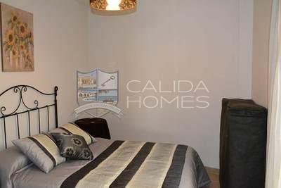 cla 7166: Appartement in Palomares, Almería
