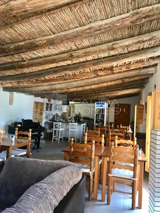 cla 7176: Semi-Detached Property for Sale in Arboleas, Almería