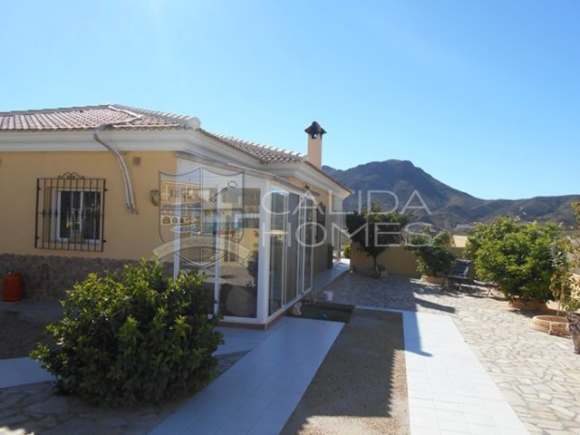 Cla 7207: Resale Villa for Sale in Arboleas, Almería
