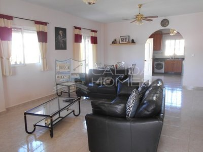 Cla 7207: Resale Villa in Arboleas, Almería