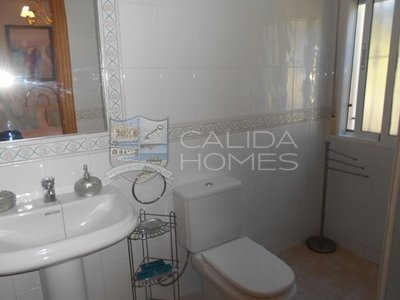 Cla 7208: Resale Villa in Arboleas, Almería