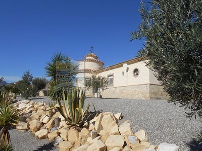 cla 7212: Resale Villa in Cantoria, Almería