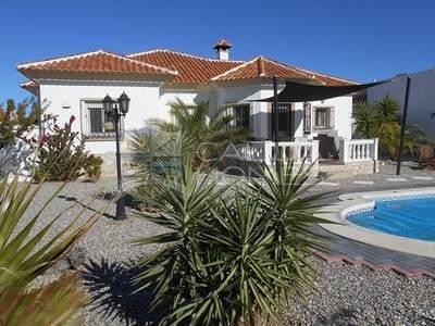 cla 7216: Herverkoop Villa in Arboleas, Almería