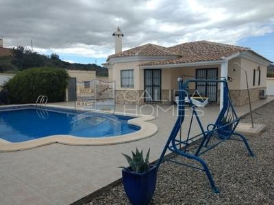 cla 7220: Resale Villa in Arboleas, Almería