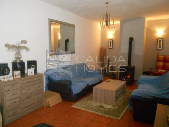 cla 7223: Village or Town House for Sale in Oria, Almería
