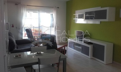 cla 7230: Apartment in Villaricos, Almería