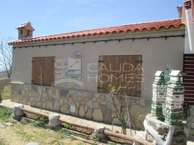 cLA 7285: Semi-Detached Property for Sale in Taberno, Almería
