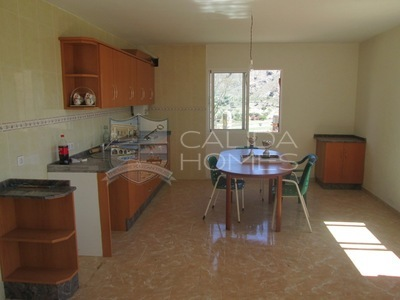 cLA 7285: Semi-Detached Property in Taberno, Almería