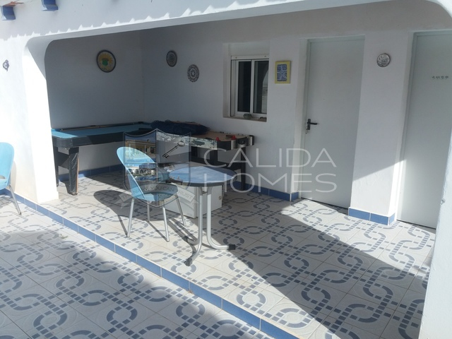 Cla 7289: Herverkoop Villa te Koop in Arboleas, Almería