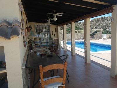 Cla  7296: Resale Villa in Arboleas, Almería