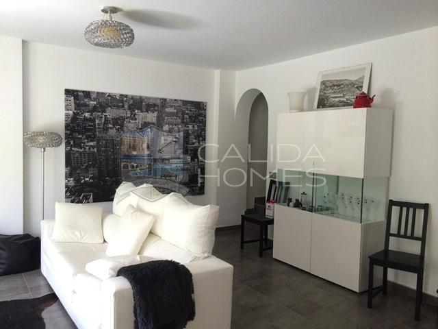 cla 7321: Duplex for Sale in Vera Playa, Almería