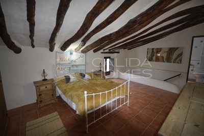 cla 7374 Cortijo Arandano: Detached Character House in Almanzora, Almería
