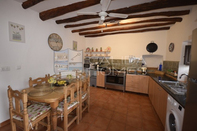 cla 7374 Cortijo Arandano: Detached Character House for Sale in Almanzora, Almería