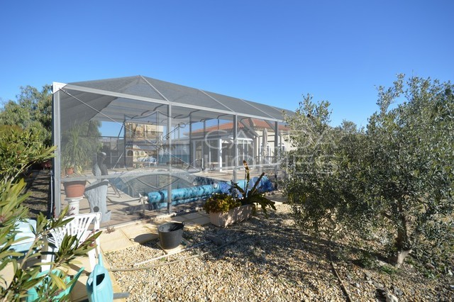 cla 7375 Villa Cereza: Resale Villa for Sale in Albox, Almería