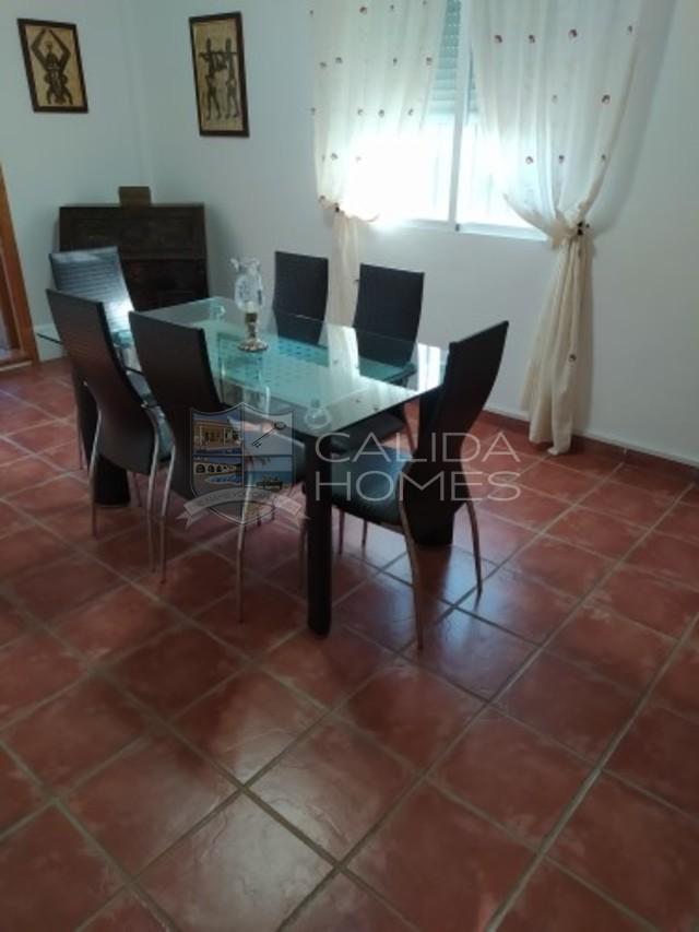 CLA 7380 - Villa Hidden Gem: Resale Villa for Sale in Arboleas, Almería