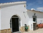 cla 7385 Villa Noel: Resale Villa for Sale in Albanchez, Almería