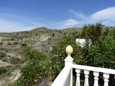 cla 7385 Villa Noel: Resale Villa in Albanchez, Almería