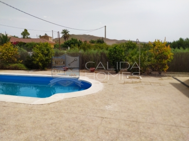 Cla 7402 Villa Sol: Resale Villa for Sale in Zurgena, Almería