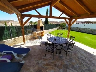 cla 7426 Villa Imy: Resale Villa in Arboleas, Almería