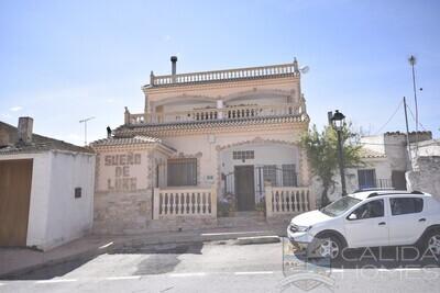 Cla 7523 Casa Suenos de Luna : Village or Town House in Los Cerricos, Almería