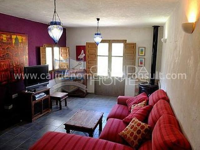 cla6166: Detached Character House for Sale in Arboleas, Almería